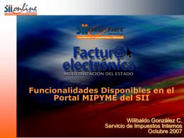 Factur@ Electrónica