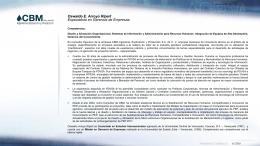 CV Oswaldo Arroyo Ripert 01302012