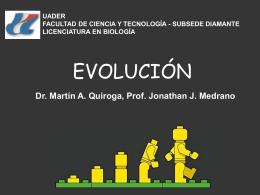 1-Presentación y encuesta inicial Evolución