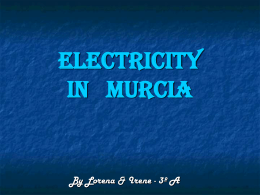 electricity - Altas capacidades
