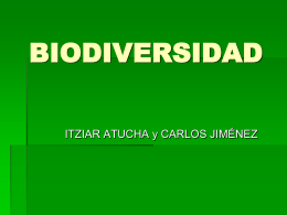 biodiversidad - pacobiodiversity