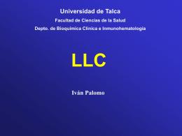 LLCpostg - Universidad de Talca