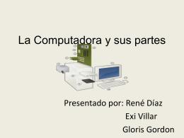 La Computadora y sus partes diapositivas