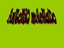 lauras - Antonio Machado