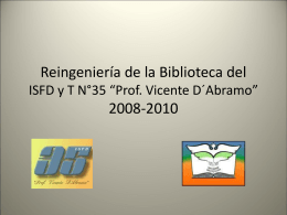 ReingenieriaBiblio2010