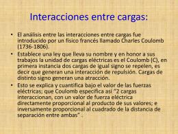 Análisis De La ley De Coulomb Mediante Suma De