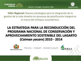 2002 - Programa BIOCAN