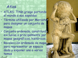 Atlas electrónicos