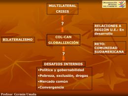 German Umaña - Centro de Investigaciones para el Desarrollo CID