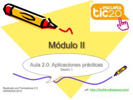 Escuela TIC 2.0 - ticytiki