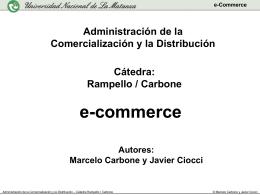 e-commerce nuevo