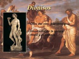 Dionisos - Informática Pablo Neruda