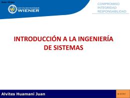 File - Ingeniería de Sistemas