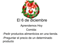 Student Copy Comida Leccion 3 Cervantes Cultura Andalucia y
