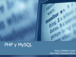 Curso_PHP_y_MySQL - Clases Noel Buezo