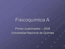 P - UFQ-UNQ - Universidad Nacional de Quilmes