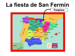 San Fermín - DouglasCountyForeignLanguage