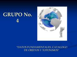 GRUPO No. 4