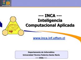 INCA - Universidad Técnica Federico Santa María
