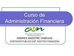 unidad-1 ADMINISTRACION FINANCIERA