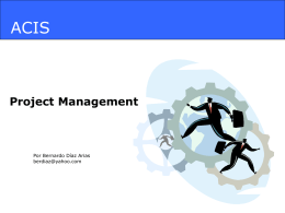 Project Management 1.1
