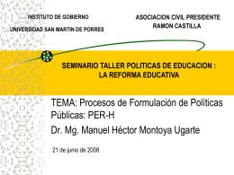 metodología para la diversificación curricular regional