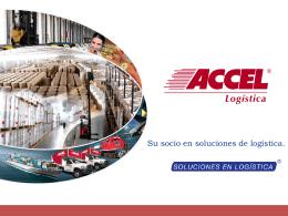 Diapositiva 1 - ACCEL LOGISTICA