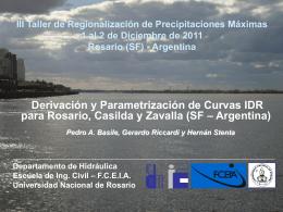 21_Basile et al - Universidad Nacional de Rosario