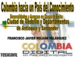 Colombia - WordPress.com
