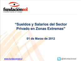 Diapositiva 1 - Fundacion Sol