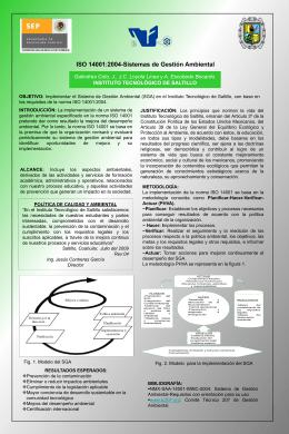 Poster SGA