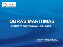 OBRAS MARÍTIMAS - obras-maritimas