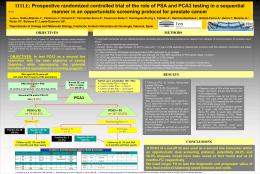 PCA3(+) - Instituto Valenciano de Oncología