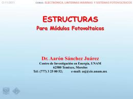P8&Estructuras Anclaje SFV