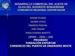 Trámites, certificaciones, oportunidades de exportación
