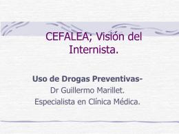 CEFALEA - Doctor Marillet