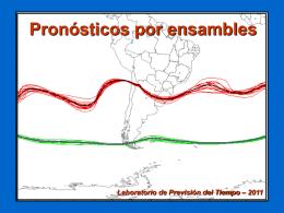 Diapositiva 1 - Laboratorio de prevision del tiempo