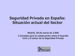 Seguridad Privada en España