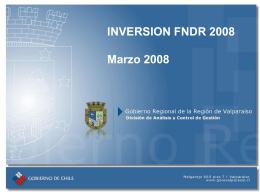Presentacion Inversiones 24 de marzo