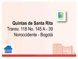 Quintas de Santa Rita
