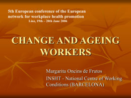 change and ageing workers
