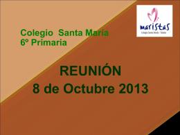 REUNION PADRES 8 OCTUBRE 2013
