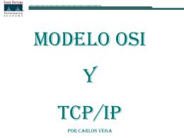 CCNA Sem I Modelo OSI y TCP/IP