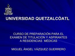 3. estadística - Universidad Quetzalcoatl en Irapuato
