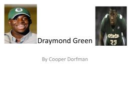 Dramond Green