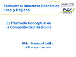 competitividad sistémica - PACA
