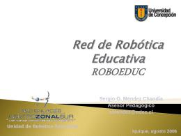 Robótica Educativa ROBOEDUC