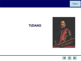 tiziano - Grandes Artistas del Renacimiento