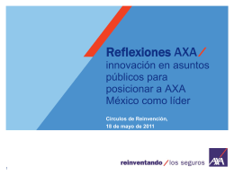 Descarga el documento - Responsabilidad Corporativa AXA