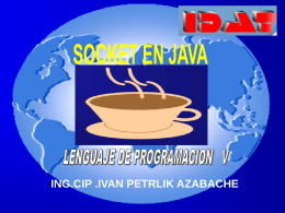 socket en java